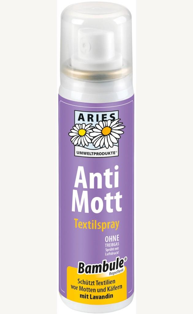 Textilspray Anti Mott 200ml