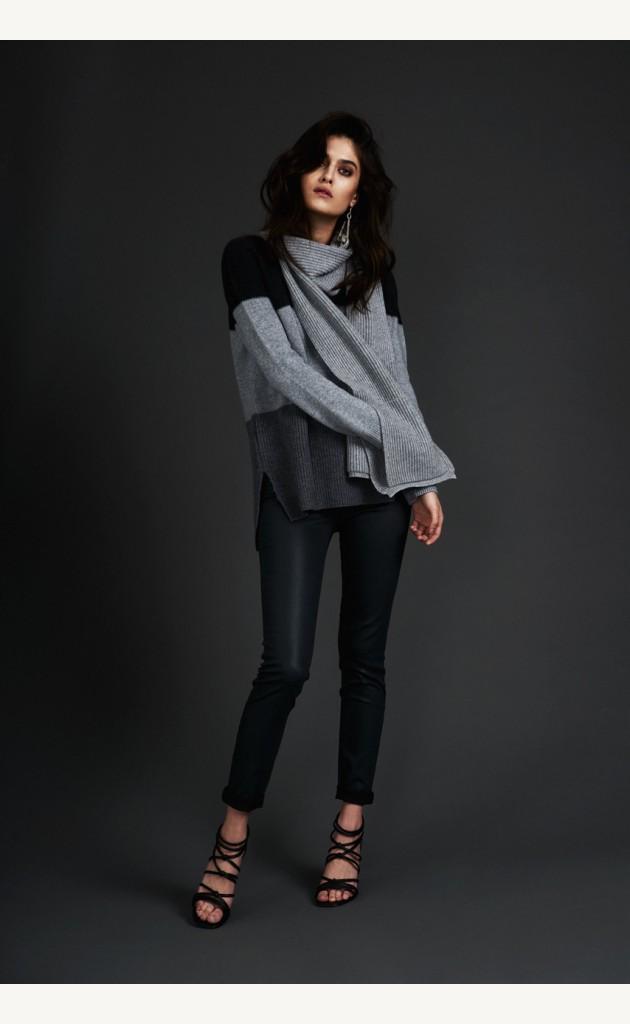 Long Pullover TANJA